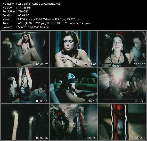 Janina - Contra La Corriente