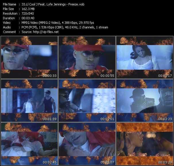 LL Cool J Feat. Lyfe Jennings - Freeze