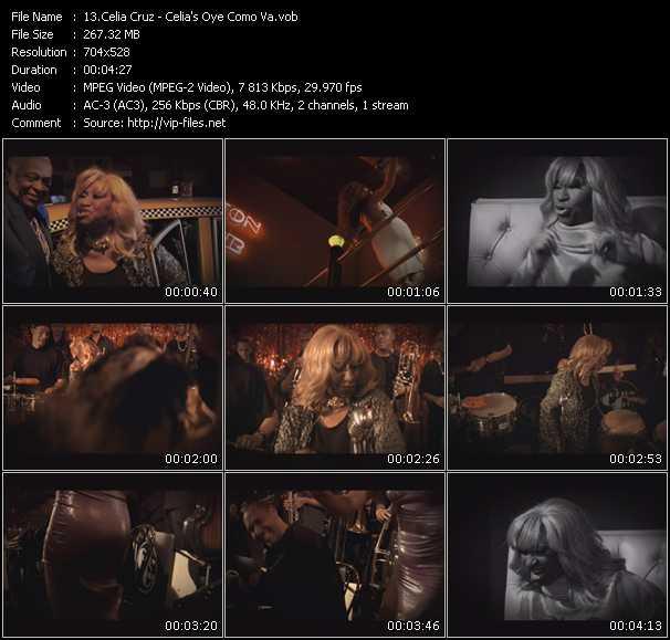 Celia Cruz - Celia's Oye Como Va