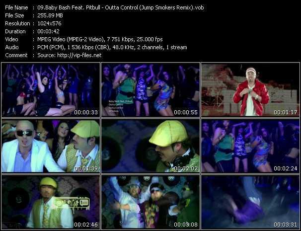 Baby Bash Feat. Pitbull - Outta Control (Jump Smokers Remix)