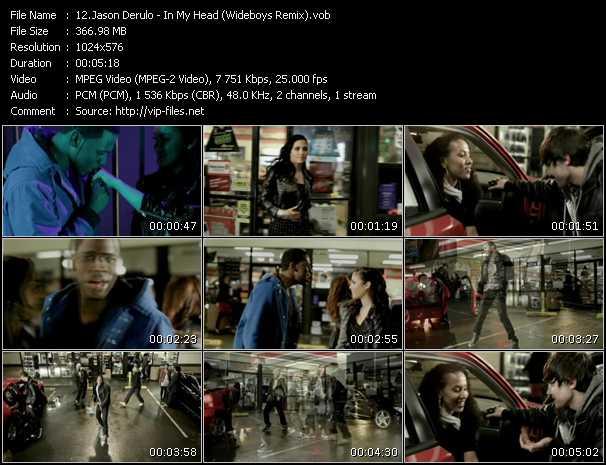 Jason Derulo - In My Head (Wideboys Remix)