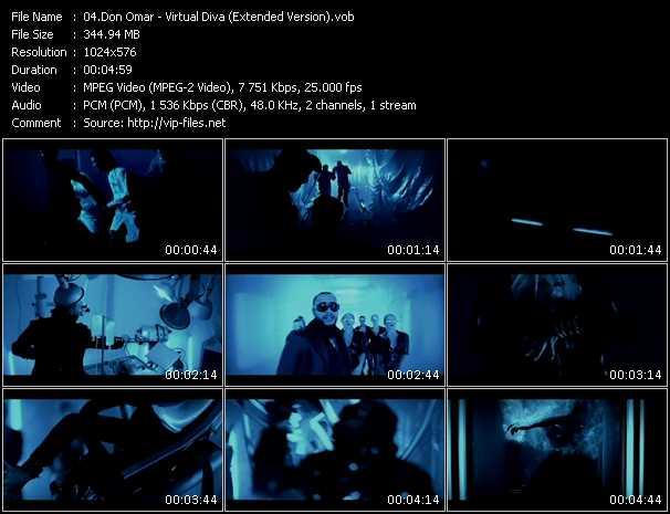Don Omar - Virtual Diva (Extended Version)