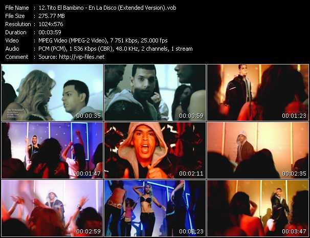 Tito El Bambino - En La Disco (Extended Version)