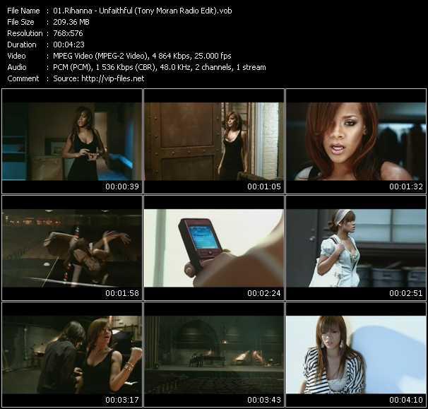 Rihanna - Unfaithful (Tony Moran Radio Edit)