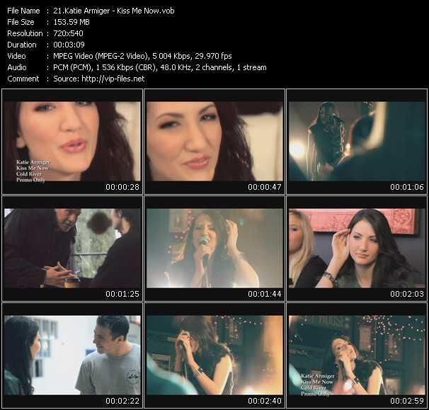 Katie Armiger - Kiss Me Now
