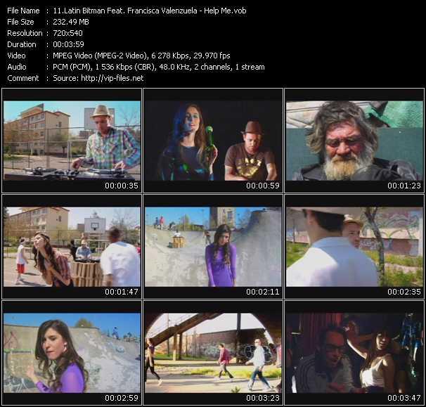 Latin Bitman Feat. Francisca Valenzuela - Help Me