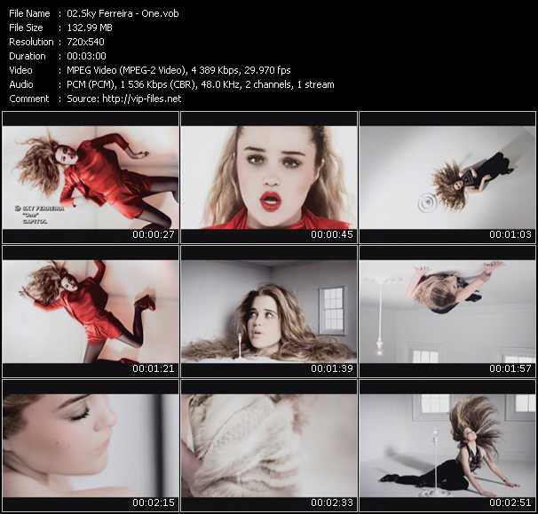 Sky Ferreira - One