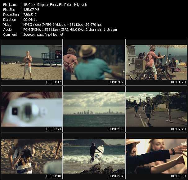 Cody Simpson Feat. Flo Rida - Iyiyi