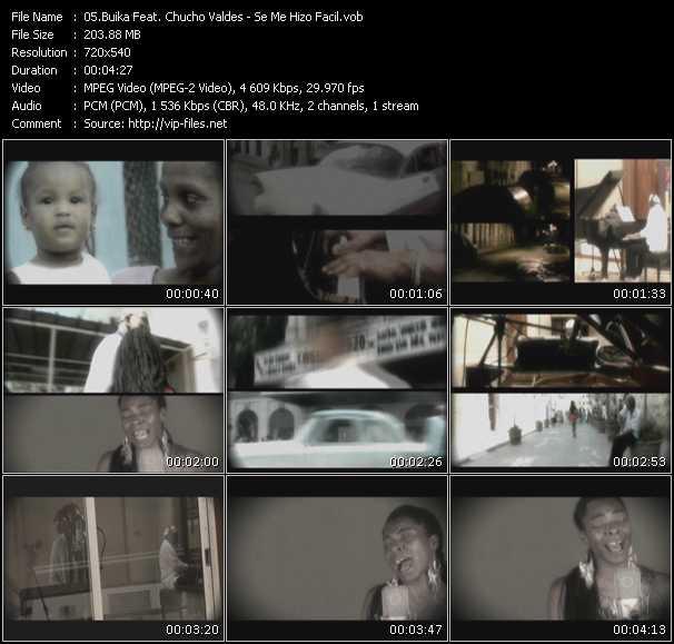Buika Feat. Chucho Valdes - Se Me Hizo Facil