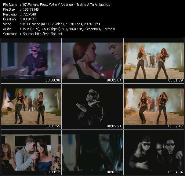 Farruko Feat. Voltio And Arcangel - Traime A Tu Amiga