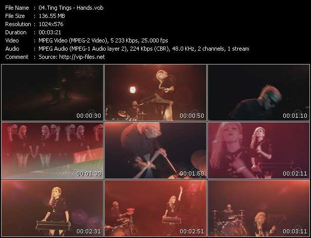 Ting Tings - Hands