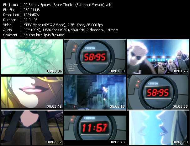 Britney Spears - Break The Ice (Extended Version)
