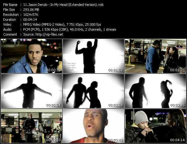 Jason Derulo - In My Head (Extended Version)