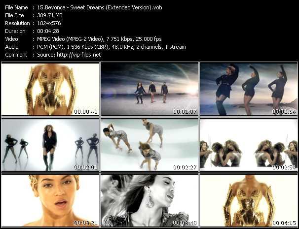 Beyonce - Sweet Dreams (Extended Version)