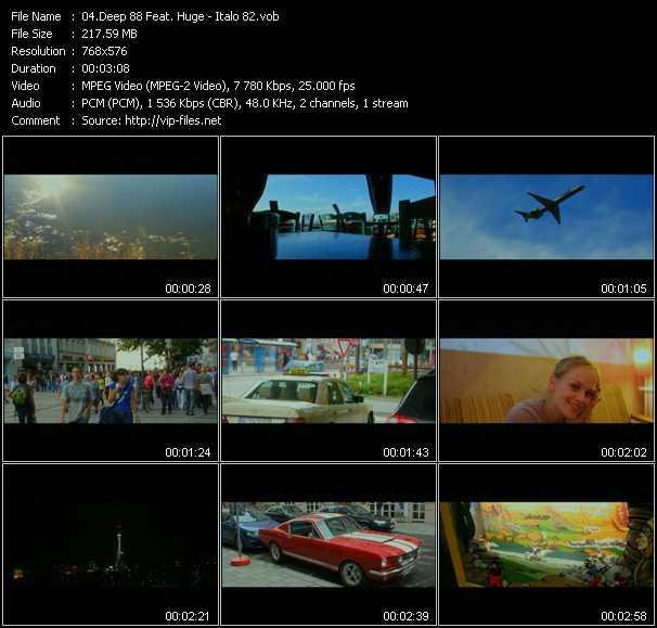 Deep 88 Feat. Huge - Italo 82