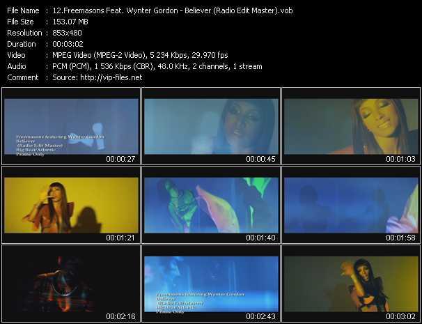 Freemasons Feat. Wynter Gordon - Believer (Radio Edit Master)