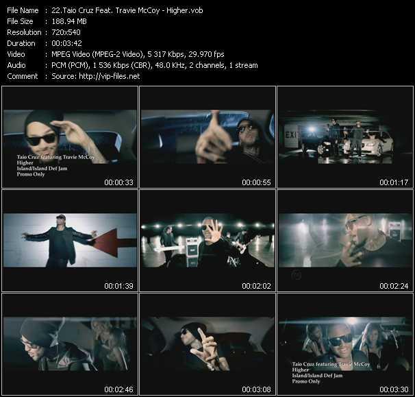 Taio Cruz Feat. Travis McCoy - Higher