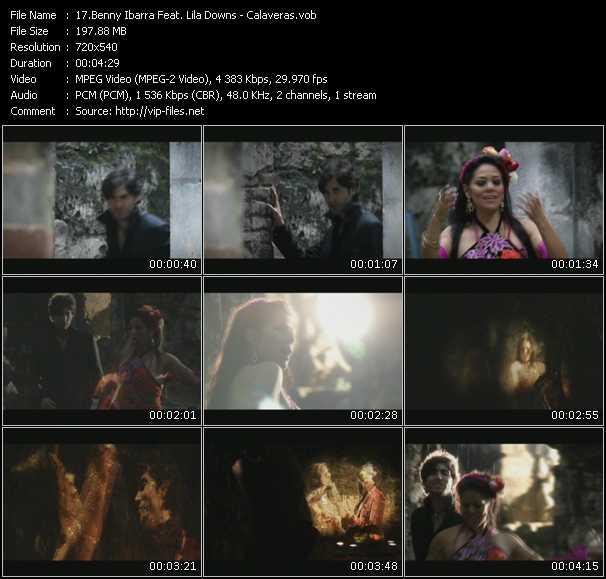 Benny Ibarra Feat. Lila Downs - Calaveras