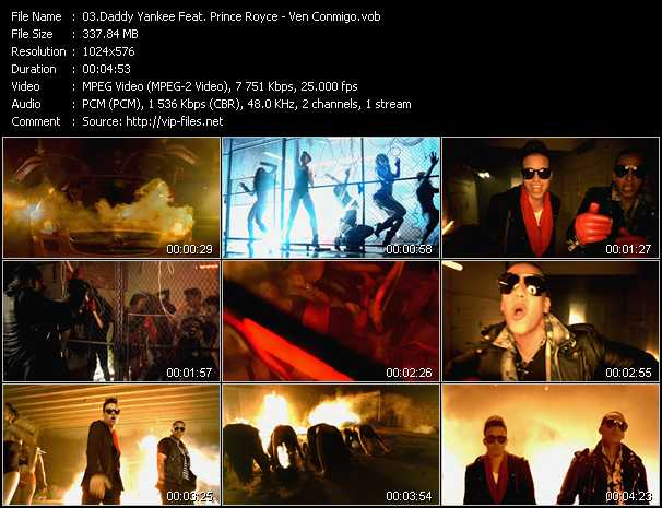 Daddy Yankee Feat. Prince Royce - Ven Conmigo