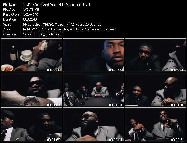 Rick Ross And Meek Mill - Perfectionist