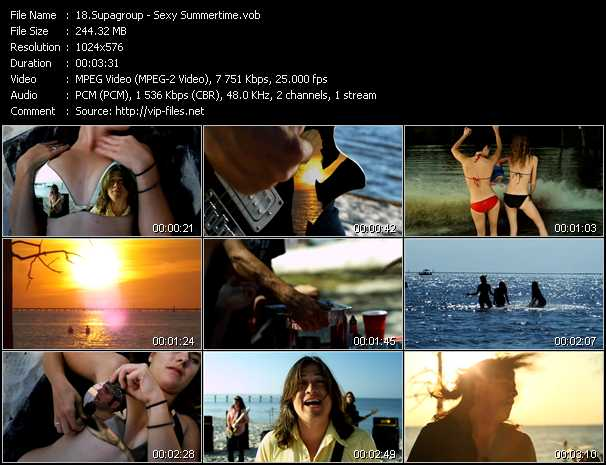 Supagroup - Sexy Summertime