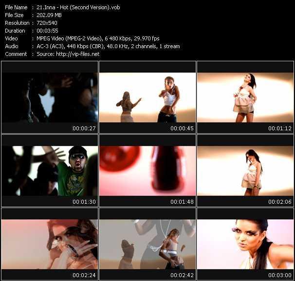 Inna - Hot (Second Version)