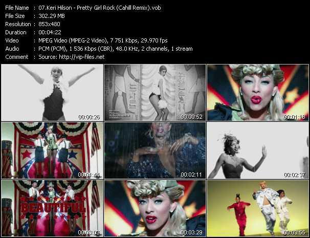 Keri Hilson - Pretty Girl Rock (Cahill Remix)