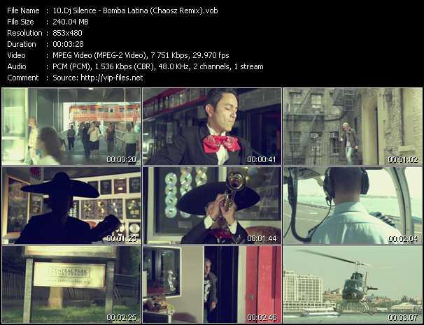 Dj Silence - Bomba Latina (Chaosz Remix)