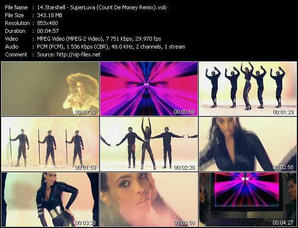 Starshell - SuperLuva (Count De Money Remix)