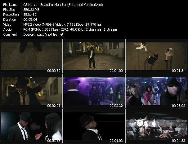 Ne-Yo - Beautiful Monster (Extended Version)