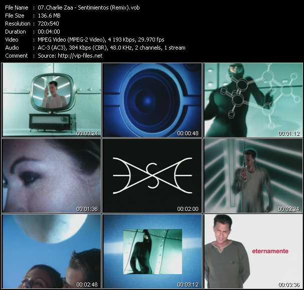 Charlie Zaa - Sentimientos (Remix)