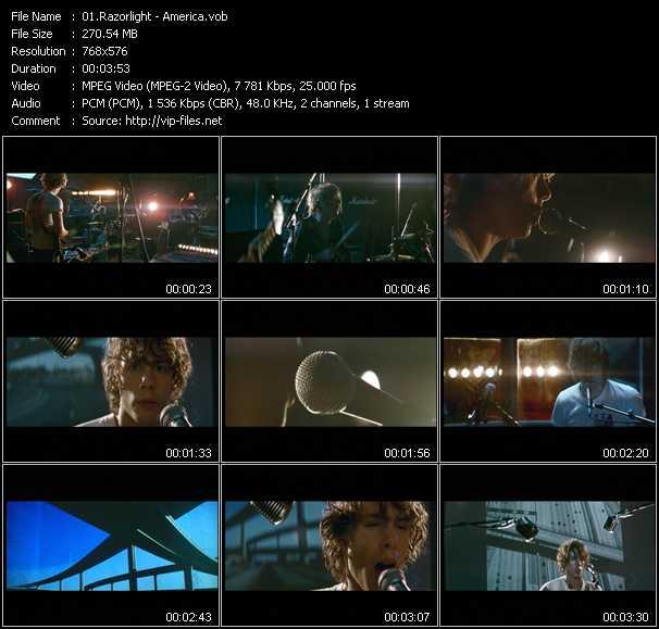 Razorlight - America