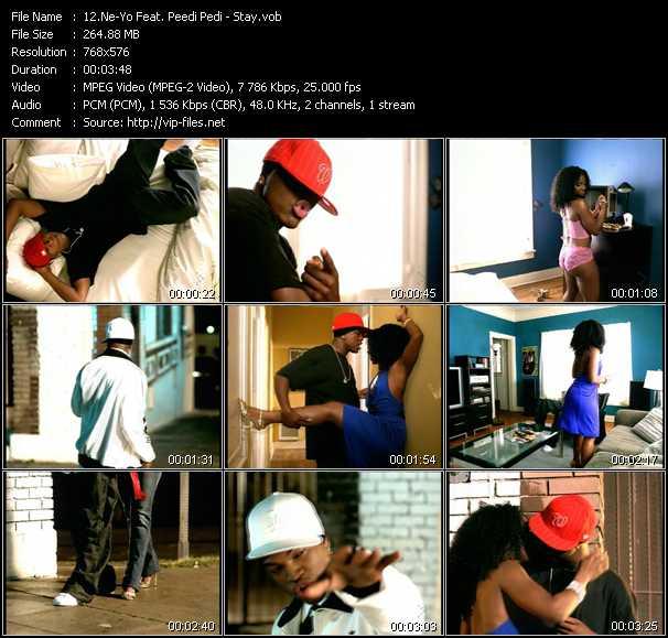 Ne-Yo Feat. Peedi Pedi - Stay