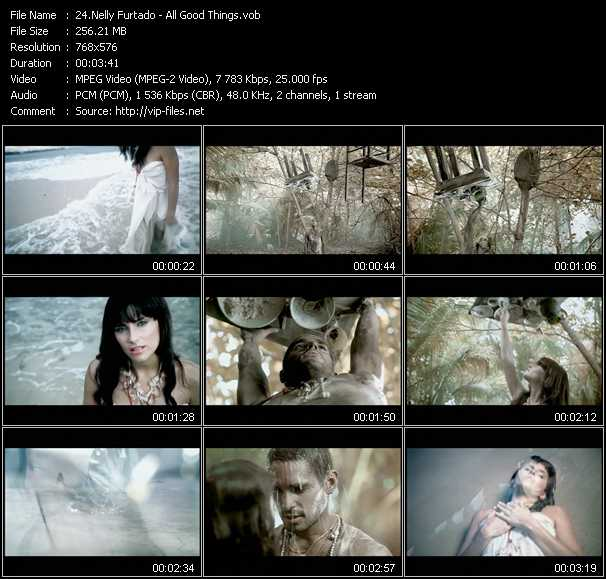 Nelly Furtado - All Good Things