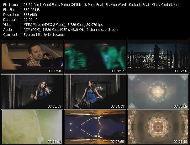 Ralph Good Feat. Polina Griffith - J. Pearl Feat. Shayne Ward - Kaskade Feat. Mindy Gledhill - SOS - Must Be A Reason Why (Costi Forza Radio Edit) - Eyes