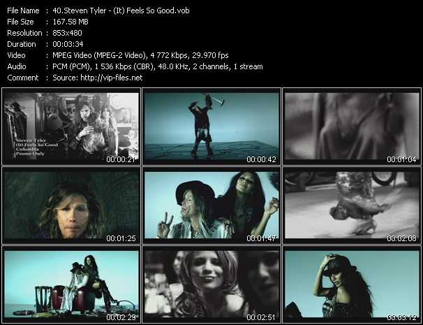 Steven Tyler - (It) Feels So Good