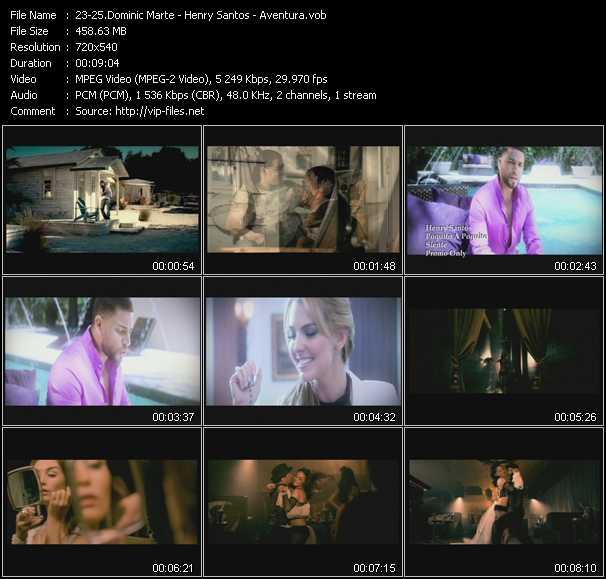Dominic Marte - Henry Santos - Aventura - Horoscopo - Poquito A Poquito - Su Veneno