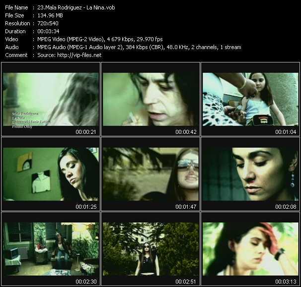 Mala Rodriguez - La Nina