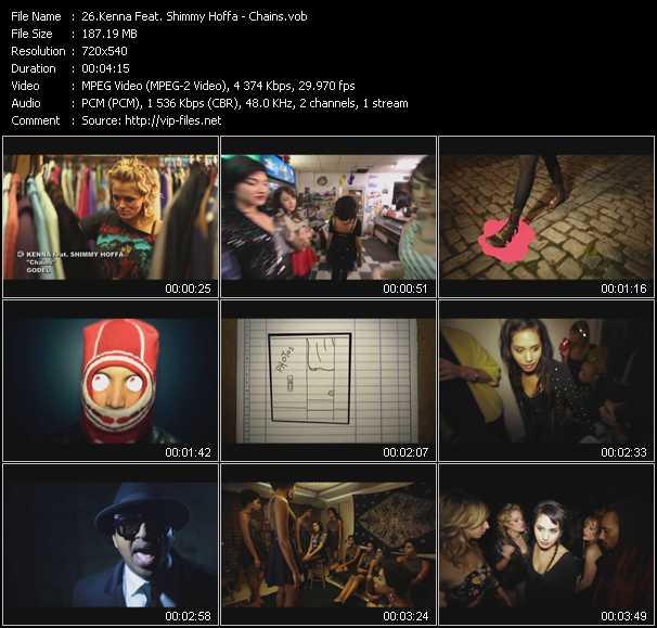 Kenna Feat. Shimmy Hoffa - Chains