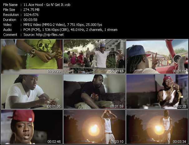 Ace Hood - Go N' Get It