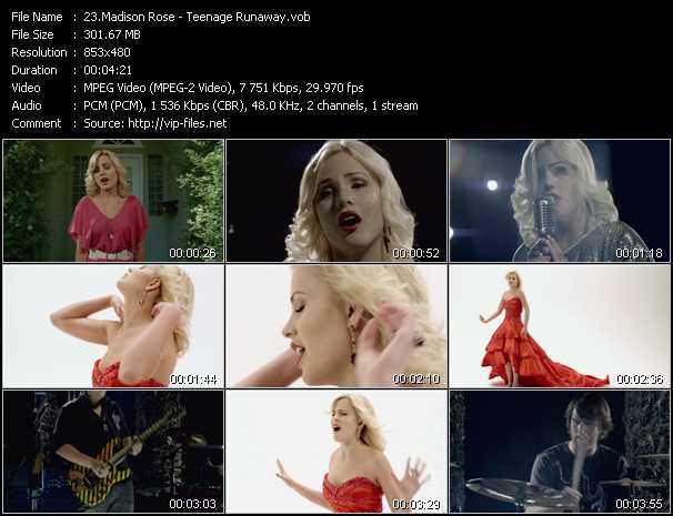 Madison Rose - Teenage Runaway