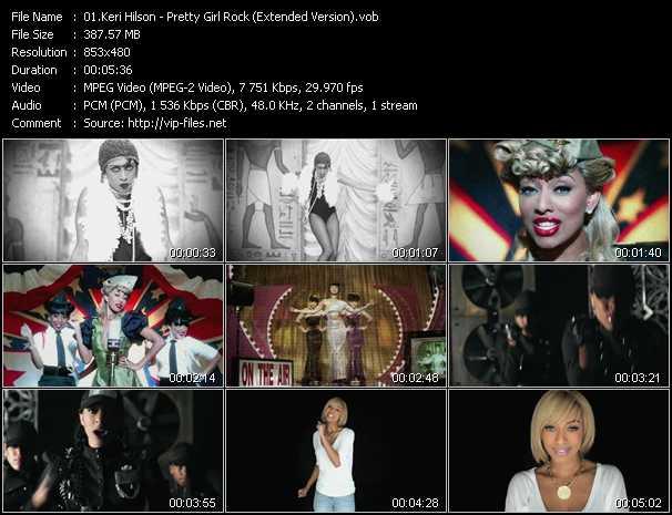 Keri Hilson - Pretty Girl Rock (Extended Version)