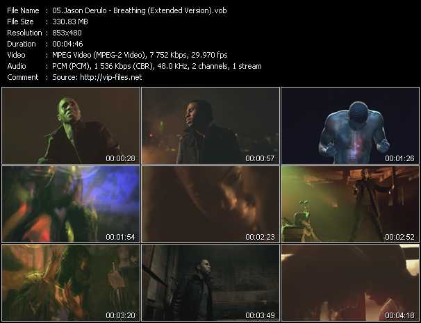 Jason Derulo - Breathing (Extended Version)