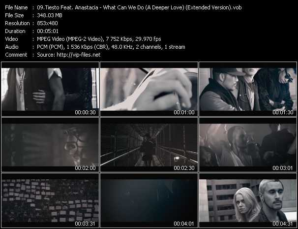 Tiesto Feat. Anastacia - What Can We Do (A Deeper Love) (Extended Version)