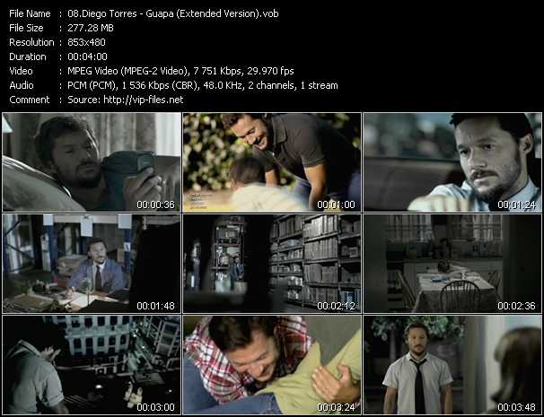 Diego Torres - Guapa (Extended Version)