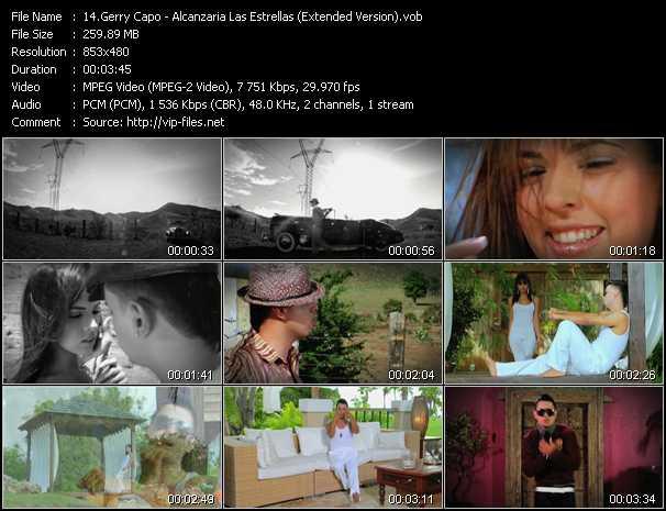 Gerry Capo - Alcanzaria Las Estrellas (Extended Version)