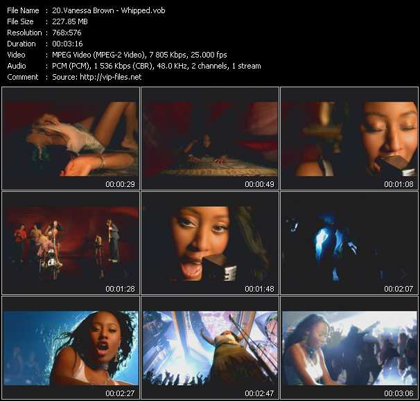 Vanessa Brown (VV Brown) - Whipped