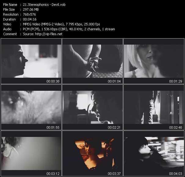 Stereophonics - Devil