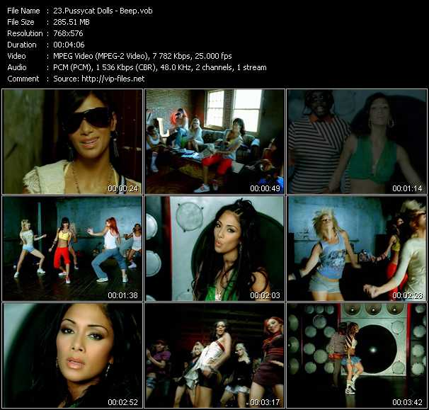 Pussycat Dolls - Beep