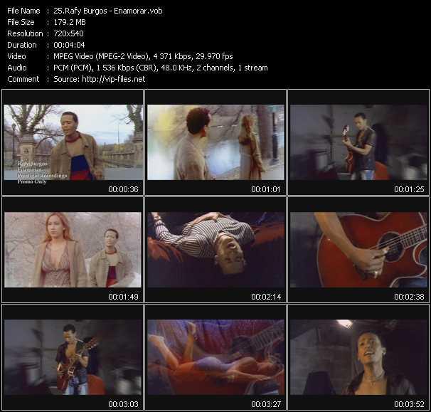 Rafy Burgos - Enamorar